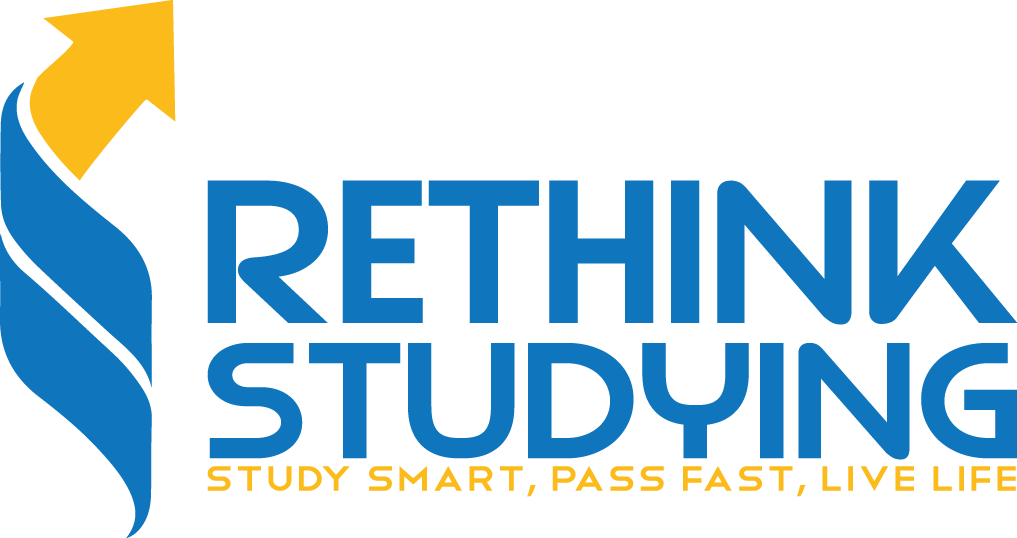 Rethink Studying - Actuarial Science Study Tips