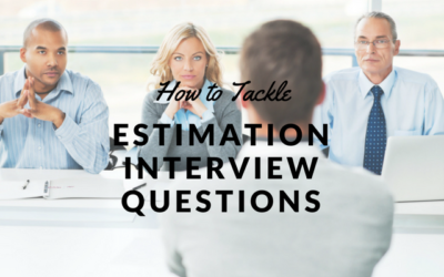 How to Tackle Estimation Interview Questions
